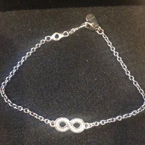 Authentic Pandora infinity bracelet
